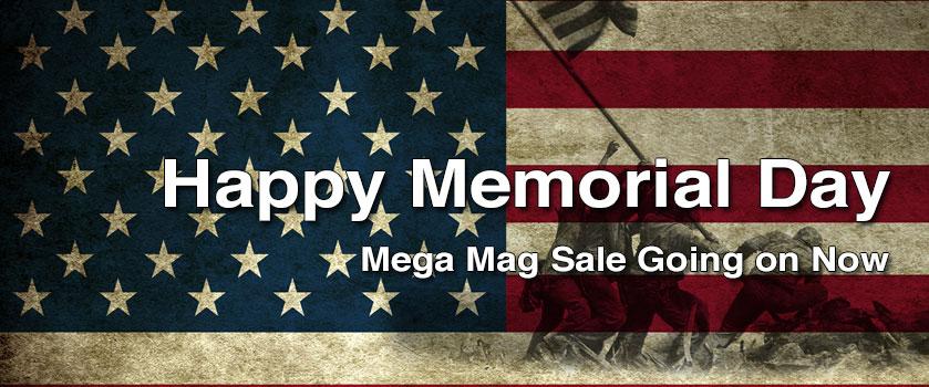 Memorial Day Magazines on Sale
